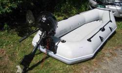 """New Soltice Quest used 1x 9'x6"""" and 4'x6"""" complete with storage bag. Motor mount. (click to respond) or Listing originally posted at http"""