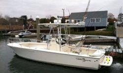 TERRIFIC condition Every single option Albemarle offered! 2006 Albemarle 242 CC. Volvo diesel 260hp. 750 hours. Extensive electronics package including a Furuno 585 with a 1000W thru hull (new this year), Garmin 5208 chart plotter and radar, additonal 10""