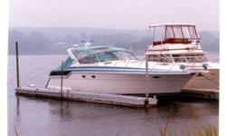 43' Wellcraft Portofino - sleeps 6, LIKE NEW!!! Only 300 original hours. Well maintained been garaged indoors . $25,000 in extras, furuno color radar, depth finder lots of extras etc, REDUCED TO $48,500. FOR IMMEDIATE SALE ! . MUST SELL DUE TO HEALTH