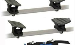 SportRack ABR512 kayak saddle Carrier Set for car-top carry (Universal Fit). Pre-owned three times. Perfect shape. Fits most all roof racks.$45.00 -- No Texts. Cash Only -- 262-573-1376Listing originally posted at http