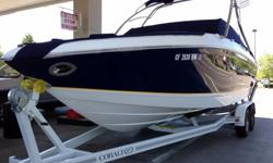 NO EMAILS PLEASE FOR MORE INFO CALL 5O3..8O1.7565...Powered by a Mercruiser 496Closed cooling systemMercruiser Bravo 3 OutdriveStainless steel Cobalt TowerFreshwater use only.Stainless steel duoprop.Stern Drive Power Boat.White, with classic blue.Hull