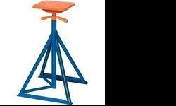 Set Of 4 Brand New Brownell Power Boat Stands MB3. Size 25 inches - 38 inches. (All Sizes In Stock Individual Stands Available)Call 800-732-0988http://www.zincsforboats.com/