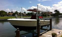 1998 Contender 259 CC Repowered with 2- 2006 Yahama 200 H.P. outboards, approx 250 hours. Furuno GP 1850 WF, Garmin 3010 C, Easy access to wiring, recent service by Advance Marine, Bottom painted but lift kept, Transom seat , Center Console is hydraulic,