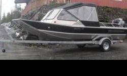 2011 Woodridge Alaskan XL$48,000The 20 foot Wooldridge 'AK XL' is a dream come true for the boaters looking for the ultimate in handling, load hauling and fuel efficiency in an outboard jet boat.- 2010 Yamaha VZ175TLR, 175hp two stroke and SS 4-Blade