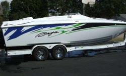 This boat is mint-mint condition. You must see to believe it. 496 HO Mercruiser Engine, 218 HRS. Many extra's. Just callHome