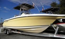 This is a one owner boat with brand new interior. Century construction gives a soft and quiet ride. Comfortable padded coamings from stem to stern. This is a great choice to fish or make family memories. Century built boats for over 80 years. With an eye