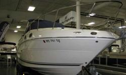 2007 Sea Ray 270 AMBERJACK This excellent one owner Sea Ray is ready for your enjoyment,open cockpit makes this boat great for fishing or entertaining. this boat has many standard and optional features to make a great time of boating. includes custom