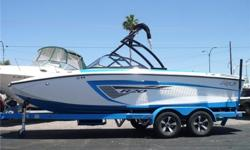 """""""New Arrival!"""" 2013 Tige R20, PCM 5.7L 343hp Excalibur, Black Vector Tower, Tower Board Racks, Bimini Top, Factory Ballast System, AM/FM Stereo with Remote, Factory Storage Cover, Custom Tandem Axle Trailer and more... Call Germaine Marine and Arizona"""
