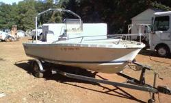 """1983 Wellcraft Fishing Boat with Newer 115hp. 4 Stroke Mercury Outboard. Runs Great and is very quiet. If you have any questions or would like to come see it please contact me """"Larry"""" at or e-mail me at (click to respond) ThanksListing originally posted"""