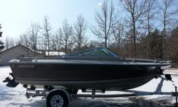 1985 4Winns 170 Horizon3.0 L Inboard motor140 hp17.5 feet longTrailer includedBoat Cover includedBimini Top IncludedSnap top for the front of the boat includedLow hours and runs wonderfully(It's going to get a nice clean up beforehand)
