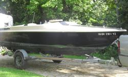 The Boat is in good shape, no motoror outdrive, in need of restoration. On a trailer and ready to go. Was going to be a restoration project for the wife who always wanted a Donzi, but she got severely hurt last October in an ATV accident an has no