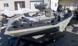 2000 Nova Ultra Jon Pro Weld 2072 For Sale by McFadden Marine and Auto - El Dorado Springs, Missouri Johnson 90hp -Listing originally posted at http