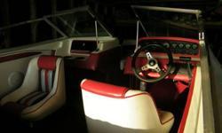 1990 Searay ski/pleasure boat - 17ft. - 3.0 Mercruiser motor - trailer included - always kept covered - runs good.