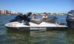 2005 Seadoo GTX Limited Supercharged 215 HP PRICED TO SELL! I have personally gotten this ski up to 72 MPH! 118 hours on the engine with general maintenance done every 50 hours. At 100 hours I had the factory supercharger rebuilt! Riva has completed all