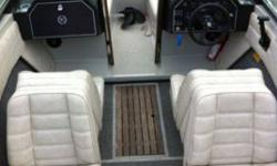 CONTACT JAMIE 630-415-69631986 Cobalt 190 Bowrider 4.3L Mercruiser Single Axle TrailerListing originally posted at http