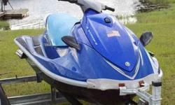 2006 Yamaha WaveRunner VX110 3-seater, 4-stroke, only 100 hrs --- $ 4495 ------------------------------------------------------- I am also selling a