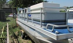 1991 21' ercoa clipper in great shape. The seats and carpet were new last summer. The motor is a 40 hp evenrude and it runs great. Has a depth finder and livewell. Call 320-828-0464.