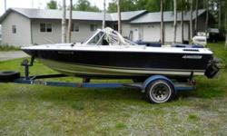 Summer has arrived, time to go fishing and play on the water, 16 ft Fourwinds boat with trailer. New 120 Merc eng. with outdrive. 1/2 Canvas top/ VFH radio $4500.00 obo CONTACT