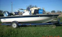 1991 Classic 19' center console, 150HP Evenrude, magnum trailer. Great boat and runs good - $4,500.00. If interested please call or email me at (click to respond). Listing originally posted at http