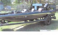 1989 Astro 17.5', Motor Guide Trolling engine Brute 67, 115 HORSEPOWER Mercury, Lowrance x96 DF, Trailer , and three batteries. For more details. call 318-475-1276Listing originally posted at http