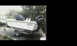 Up for sale is a 1982 17 foot proline center console.It has a 1996 Mercury 115 that has and continues to run perfect.I did alot of work to this vessel to ensure a safe voyage every time. The entire fuel system is brand new all done july/august of this