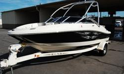 This Boat Is In Excellent Condition Inside And Out. Freshwater Boat From The State Of Nevada, Fresh Oil Change, Had Marine Inspection Will List The Information Below, Boat Does Run Extremely Well, Lake Ready.Engine Run Time 40 Minutes Idle RPM 800 Eng Run