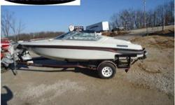 1990 Celebrity 180 BR This is a great clean affordable starter boat equipped with a Mercruiser 4.3L, alpha one drive, super sport seating, full snap cover, am/fm stereo, matching trailer, and more. Please call or e-mail for more information. Delivery is