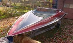 1985 Hydrostream Vector with 200 HP outboard engine.For more info respond to this post