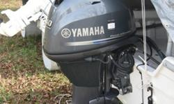 2011 Yamaha 40hp 4 - Stroke Fuel Injection Model F44OLA Like new less than 8 hours on motor Warranty is transferable and has a warranty till 8/15/2016 Comes with controls and prop $4995.00 Give Oscar a call @864-225-8704