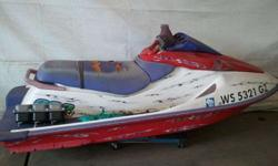 1995 Kawasaki 900 zxi Jet SkiI have a kawasaki jet ski that needs a new piston.I would fix it myself but Don't have time.So I am offering it for sale for $500.Call or text 608-778-8276ThanksListing originally posted at http
