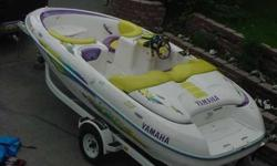 WE NEED OUR BOAT BACK REWARD OF $500.00 OFFERED FOR THE LOCATION OF OR THE RETURN OF OUR BOAT. NO QUESTIONS ASKED. THIS WAS OUR FAVORITE FAMILY TOY MANY GREAT MEMORIES AROUND THIS TWIN JET YAMAHA EXCITER BOAT 1997. What