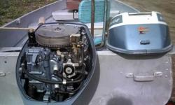 9.5 hp Evinrude this motor has very little run time on it it is in imaculate condition and starts and runs like it just came off the show room floor. I want $500 OBO. Phil (click to respond) Listing originally posted at http