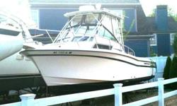 27? Grady-White 274 Sailfish w/ Single Diesel Engine *year