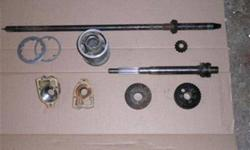 Dis-assembled gearcase needs bearings and seals.Drive shaft needs machine work. Propeller. shaft, gearsand housing are in great shape. $50.00Please reply to ad or call 603-893-6564Listing originally posted at http