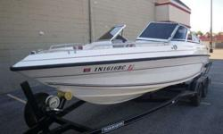 1995 EBBTIDE CAMPION 2040 SKI BOAT 21 ft. with trailer ** PRE-OWNED CAR TRADE -IN -- TAKE ADVANTAGE OF BUYING THIS TIME OF THE YEAR * * NO CREDIT CHECK * BUY FOR AS LOW AS $ 500. DOWN OR $ 50. PER WEEK 5.7 LITER YAMAHA STERN DRIVE, ** 55-60 MPH,SOUNDS AND