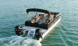 2014 Premier Grand Isle Luxury Pontoon Boats with 260 Models Starting at $50,765 Standard Package, No Motor, No Trailer, Plus Fees.... Special Order Only!About UsWe believe boating is about family. That?s why we take pride in our family-owned company.