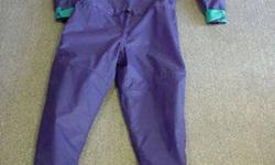 11 Runnells Hall Rd Kokatat Dry Suit XL $50. Needs at least the neck and one ankle gasket replaced. Nylon dry suit by the legendary maker Kokatat, probably a Multisport, Swift Entry or Meridian (or equivalent) dry suit model. Size is Extra Large (XL =
