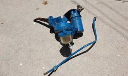 THIS CAME OF A 1977 OMC 351TILT SOLENOIDS $50.00, VOLTAGE REGULATOR $15.00, FUEL FILTER SYSTEM $50.00. I HAVE OTHER PARTS GIVE ME A CALL AT 562-569-1200Listing originally posted at http