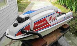 Stand up style jet ski, stainless impeller, upgraded plate and pipe, shaved head for improved performance. Call 503.910.9893 to come check it out Listing originally posted at http