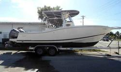 2005 Scout 280 Sportfish For Sale by Power Yachts International - Florida Exterior Color