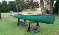 17 foot Old Towne Canoe good condition, brand new cane seats, comes with paddles. Asking $550, same thing new $1500