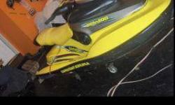 needs a motor, will sell seperate from trailer, 550.00 for jetski, comes with bill of sale, please email Luther.stephen@yahoo.com , orListing originally posted at http