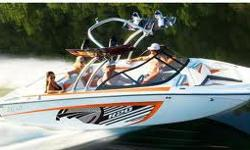 The R20, with its legendary Tigé craftsmanship and remarkable performance, offers you everything Tigé is known for, priced to achieve the ownership dream. From your first time up on a wakeboard, to boosting huge air on your surfboard, you?ll have the