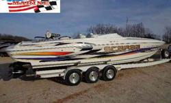 2001 Wellcraft 330 AVS For Sale by 1st Phase Marine - Sunrise Beach, Missouri Exterior Color