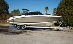 2006 Sea Ray 270 SELECT This 2006 Sea Ray 270 SLX is in excellent condition and is delivery ready. The boat is owned by our service manager and he has maintained it with great care. Some notable options are the 496MAG, thru-hull exhaust, full covers,