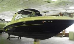 2004 Sea Ray 290 SUN SPORT **BROKERAGE LISTING** PRIVATE OWNER MOTIVATED TO SELL. TRADES NOT ACCEPTED. **ONSITE FINANCING** For more information please call