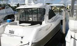 2006 Sea Ray 52 SUNDANCER ?Tama? is an exceptionally clean Sea ray 52 Sundancer with all the right options and maintained by the local Sea Ray Dealer on a Monthly schedule. There have been recent upgrades and fresh bottom paint and is ready for the