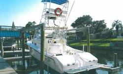 BRING ALL OFFERS! This Pro Kat 2860 is the ultimate sport fishing power catamaran with tower and twin diesel power for long range and only 8 gallons per hours at 25 knot cruise. She also has generator and A/C for over nighter. This Kat is loaded with