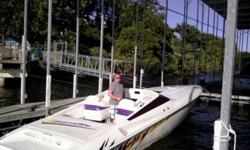 2003 Sunsation 32 DOMINATOR For more information please call