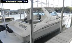 Luxury cruising.. This is the key to enjoying the Lake of the Ozarks, and very few boats offer this cruise like a Sea Ray 400 Express will. With it generous beam and stretched hull, you'll be the one making the waves nut fighting them. This particular 400